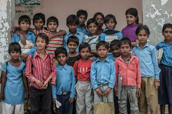 La clase 3 | India