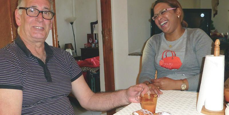 Grandes amigos en Marruecos