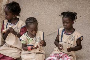 Alimatou, Aliou y Ndiaye | Senegal