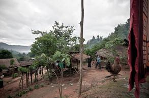 Aldea | Laos