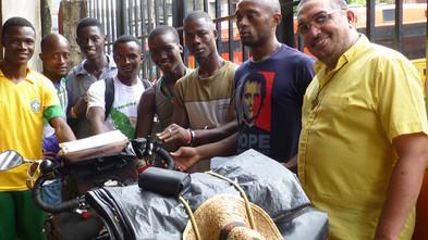 De Freetown a Liberia pasando por la humillación (1ª parte) | Sierra Leona