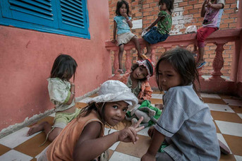 Pich y amigas | Camboya