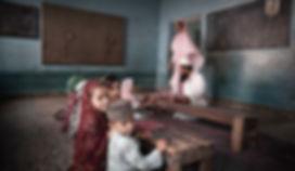 Colección Educación del Portfolio del fotógrafo humanitario Joseba Etxebarria. La vuelta al mundo en bicicleta.