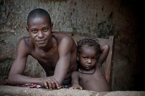 Menelik y Nala | Sierra Leona