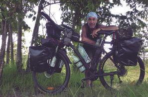 En ruta por la provincia de Kratie en Ca