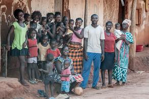 Dakarai, Isis y familia | Guinea