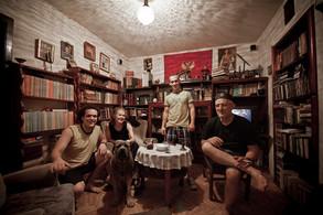 Adnan, Marija e hijos | Montenegro