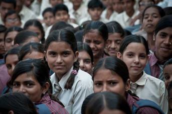 Uma, Sashi y compañeras | India