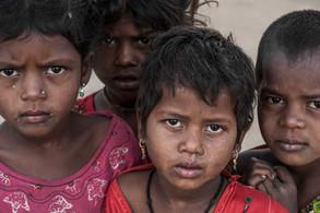 Esha, Bharati, Aruna y Kavita | India