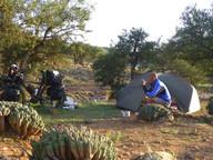 En el año 2013 Joseba Etxebarria llega a Marruecos durante la vuelta al mundo por los Derechos Humanos.