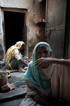 Tiare y Navja | India