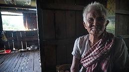 Última pagoda en la que dormí en Camboya. Vuelta al mundo en bicicleta por los Derechos Humanos. Joseba Etxebarria, fotógrafo humanitario.
