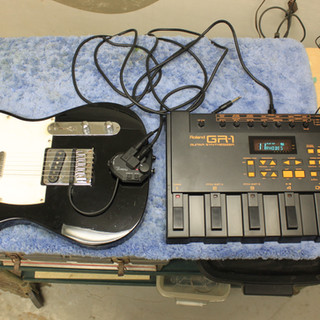 guitar midi control installation