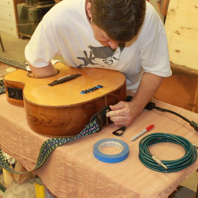 inspecting soundboard bracing integrity