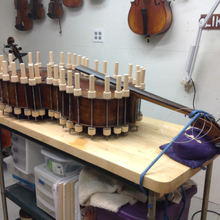 cello top plate replacement