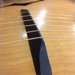 new mandolin bridge for improved tone