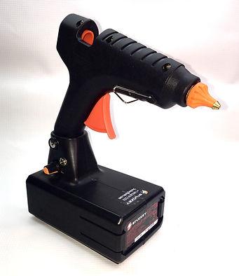 Stuckey Cordless Glue Gun