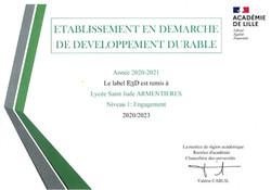 E3D - Ecolabel