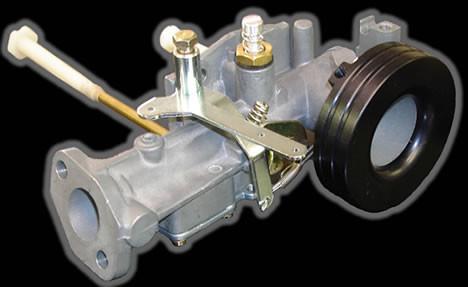 Full Throttle Blueprinted Flathead Carb