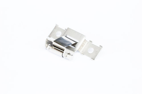 Horizontal Stainless Steel Cable Clamps 1 Box (40pcs) - 15337