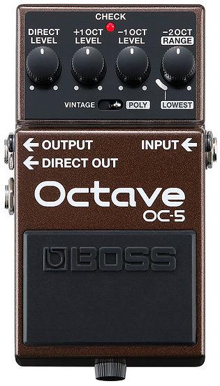 BOSS OC5 OCTAVE