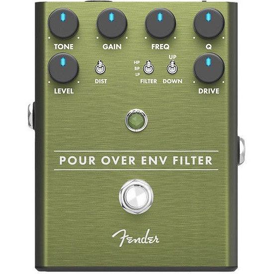Fender Pour Over Env Filter Guitar Pedal