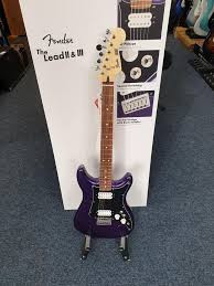 Fender Lead III - Purple