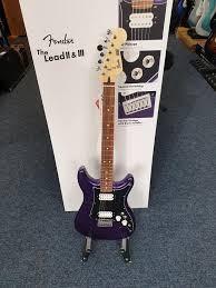 Fender Lead III - Purple