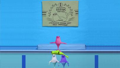 SSWC Splash Animation
