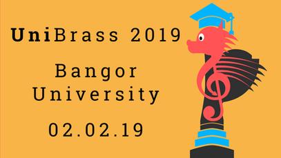 Cardiff University Brass Band Competition Winner