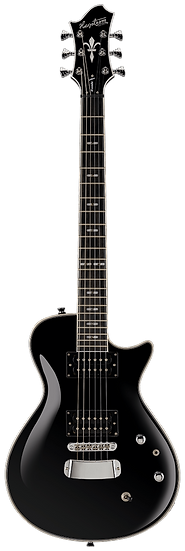 Hagstrom Ultra Swede Black