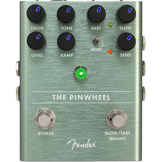 Fender The Pinwheel Guitar Pedal