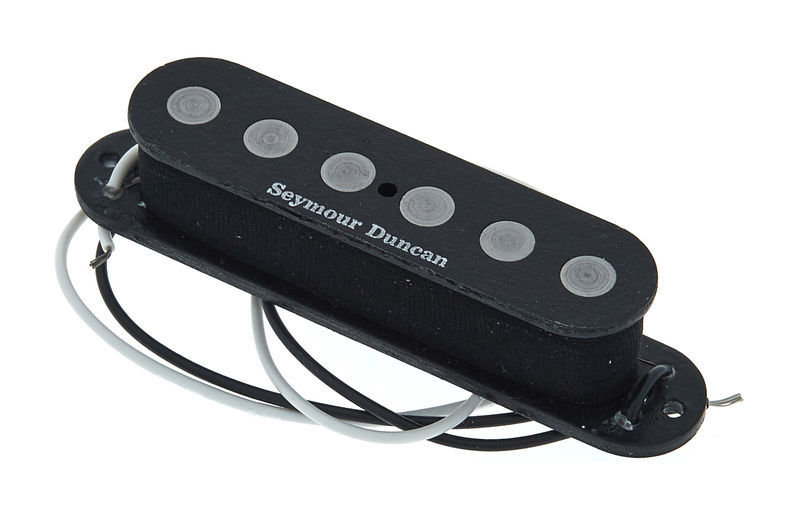 Seymour Duncan SSL-4 Quarter Pound Flat for Strat