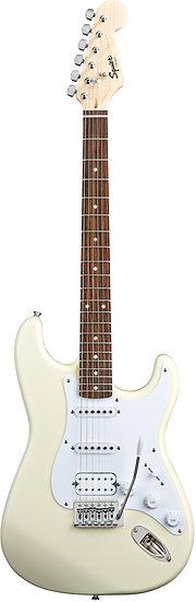Squier Bullet Stratocaster HSS White