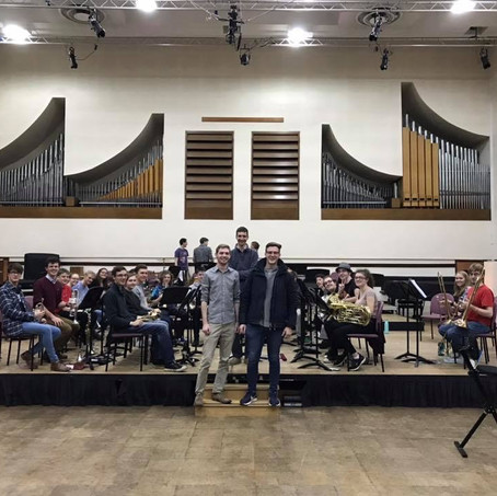 Cardiff University Brass Band 2018 Composer