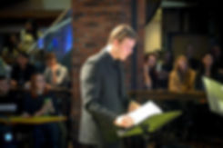 Josh Rogers Music Conducting