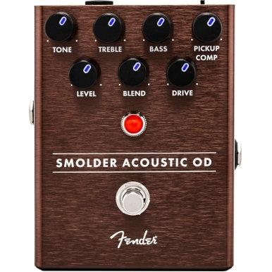 Fender Smolder Acoustic OD Pedal
