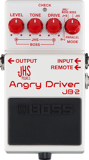 BOSS JB2 ANGRY DRIVER