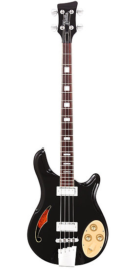 ITALIA RIMINI 4 BASS - BLACK