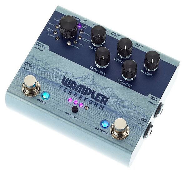 Wampler Terraform Guitar Synthesizer Pedal