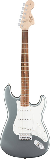 Squier Affinity Strat, Silver