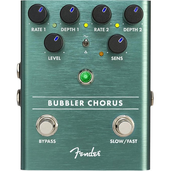 Fender Bubbler Chorus Guitar Pedal