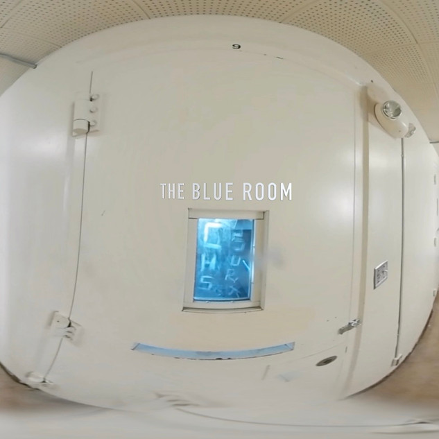 THE BLUE ROOM | A Virtual Reality Experience by Carol Dalrymple & RadioWest Films