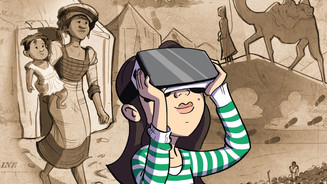 Moving Stories - Virtual Reality in Your Classroom