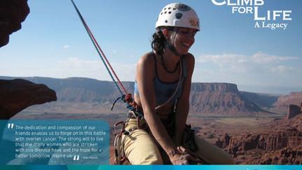 Climb for Life, A Legacy