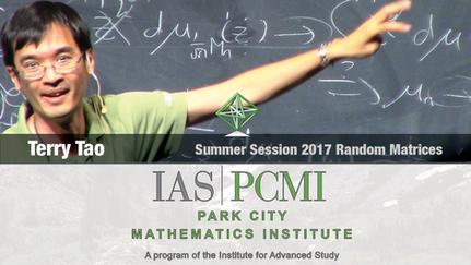 Park City Mathematics Institute | Institute for Advanced Study