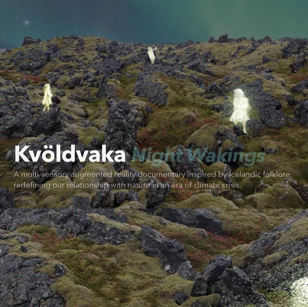 KVÖLDVAKA | A Magical Mobile Augmented Reality Documentary     Co-Director