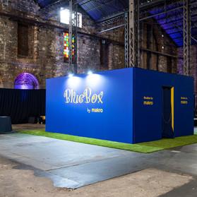 BLUE BOX by Makro