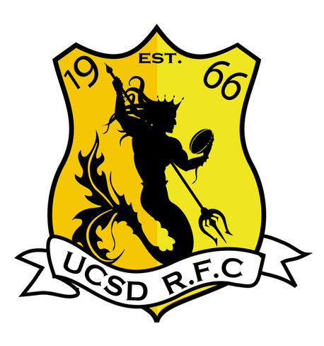 UCSD Rugby Club logo