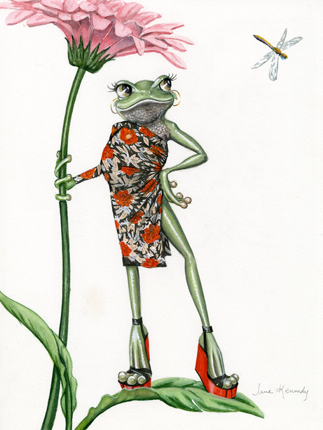 Diane von Frogstenberg